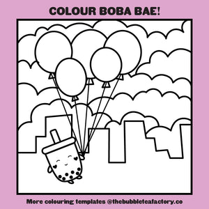 TBTF Digital Colouring Templates (FREE!)