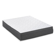 12 Lilac Ultra-Plush Memory Foam Mattress Twin Xl Mattresses