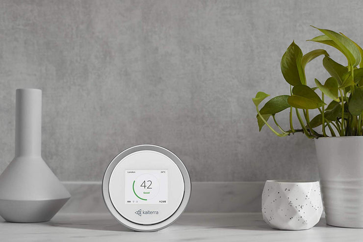 Intelligent Indoor Air Quality Monitor (Laser Egg)