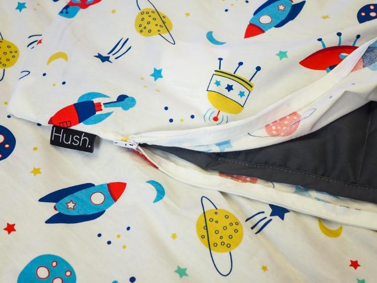 Hush Kids - The Childrens Weighted Blanket Bedding