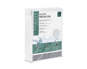 Bamboo Spandex Pillow Protector Qeen Bedding Protectors