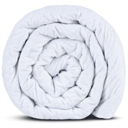 The 2-In-1 Weighted Blanket Bundle: Summer And Winter Twin 60X80 / White 15Lb Bedding