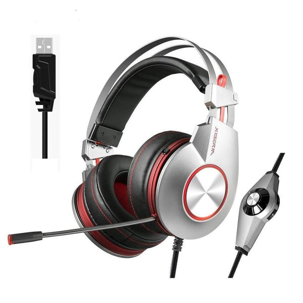 Casque De Gamer - Casque Gamer 7.1 PS4