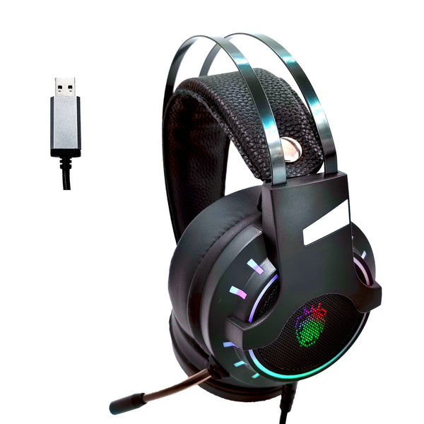 Casque gamer PS4 USB