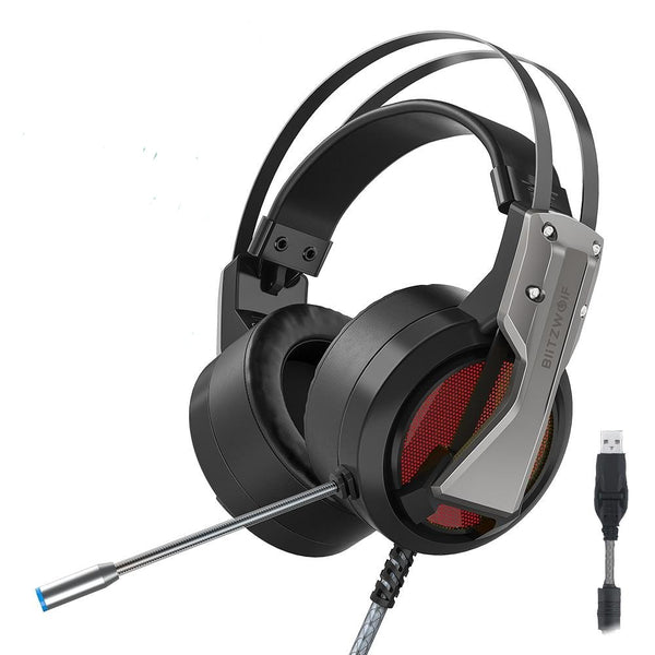Casque gamer PC USB