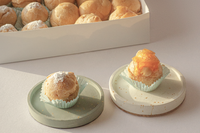Old-fashioned Cream Puffs