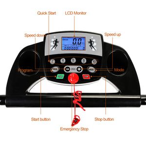 Home Gym Incline Treadmill
