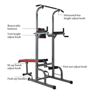 power tower workout equipment