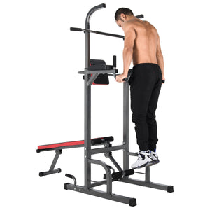 power tower strength training