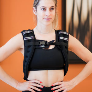 Weighted vest for women