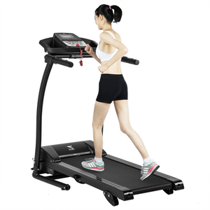 Incline Motorized Running Machine