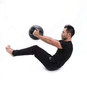 10 lb medicine ball with handles