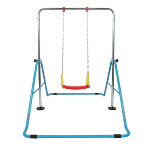 Deluxe Gymnastics Bar Swing Set for Juniors