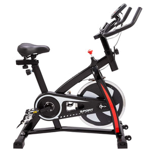 gym master spinning bike
