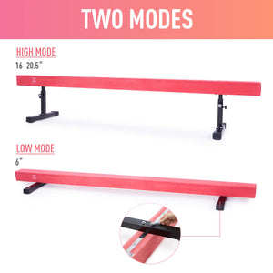 gymnastics equipment balance beam