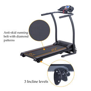 home gym compact treadmill