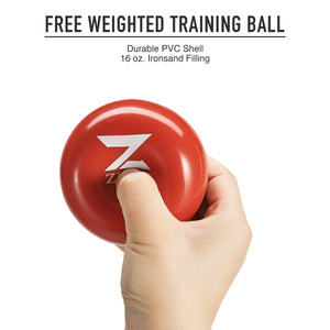 Weighted Ball Training Set for Park Backyard