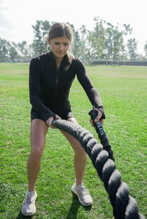 rope exercise workout equipment