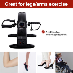 exercise bike leg workouts at home