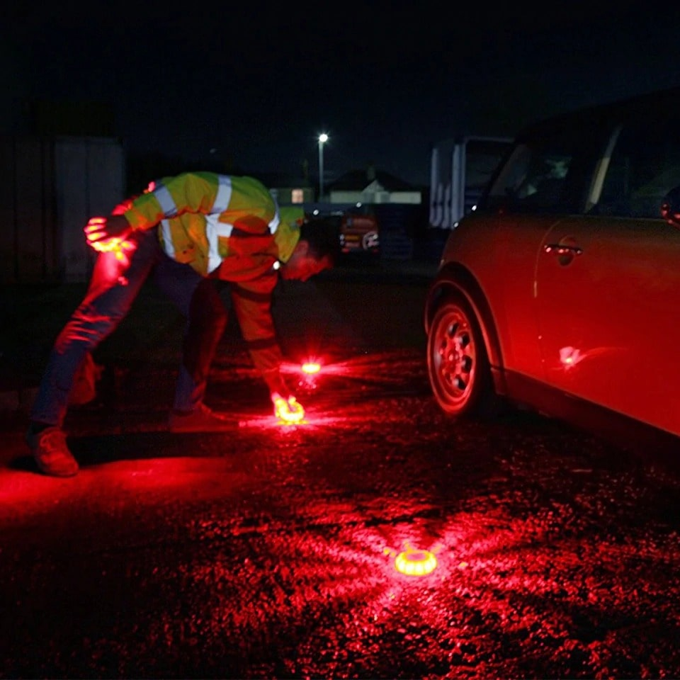 Road Flares Rescue Flash Light (Buy 3 Free Shipping)