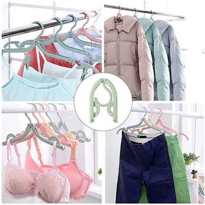 Lulu Multi-functional Travel Clothes Hanger
