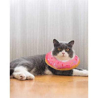 Recovery Anti-Bite Donuts Collar