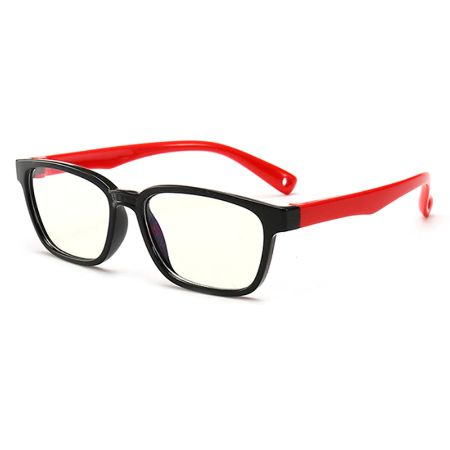 Kids Silicone Blue Light Blocking Glasses