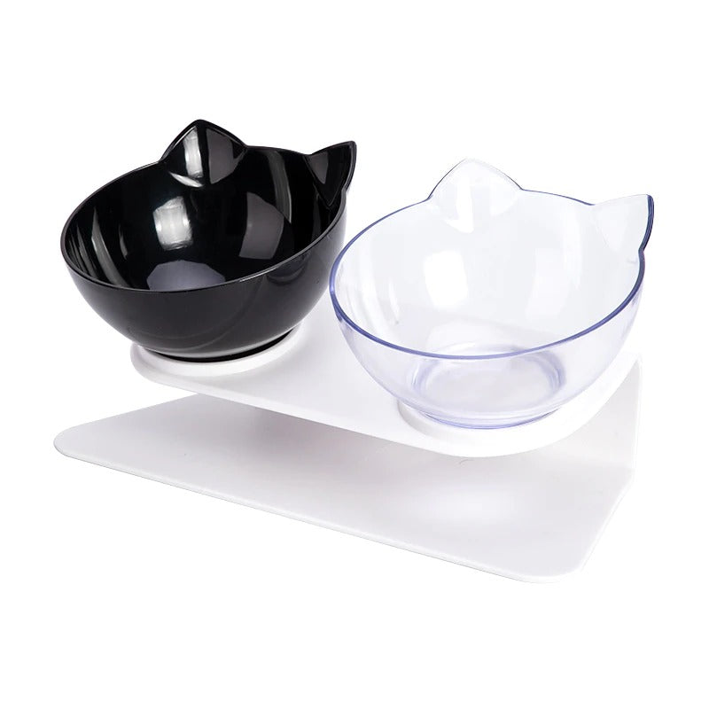 Anti-Vomiting Cat Bowls