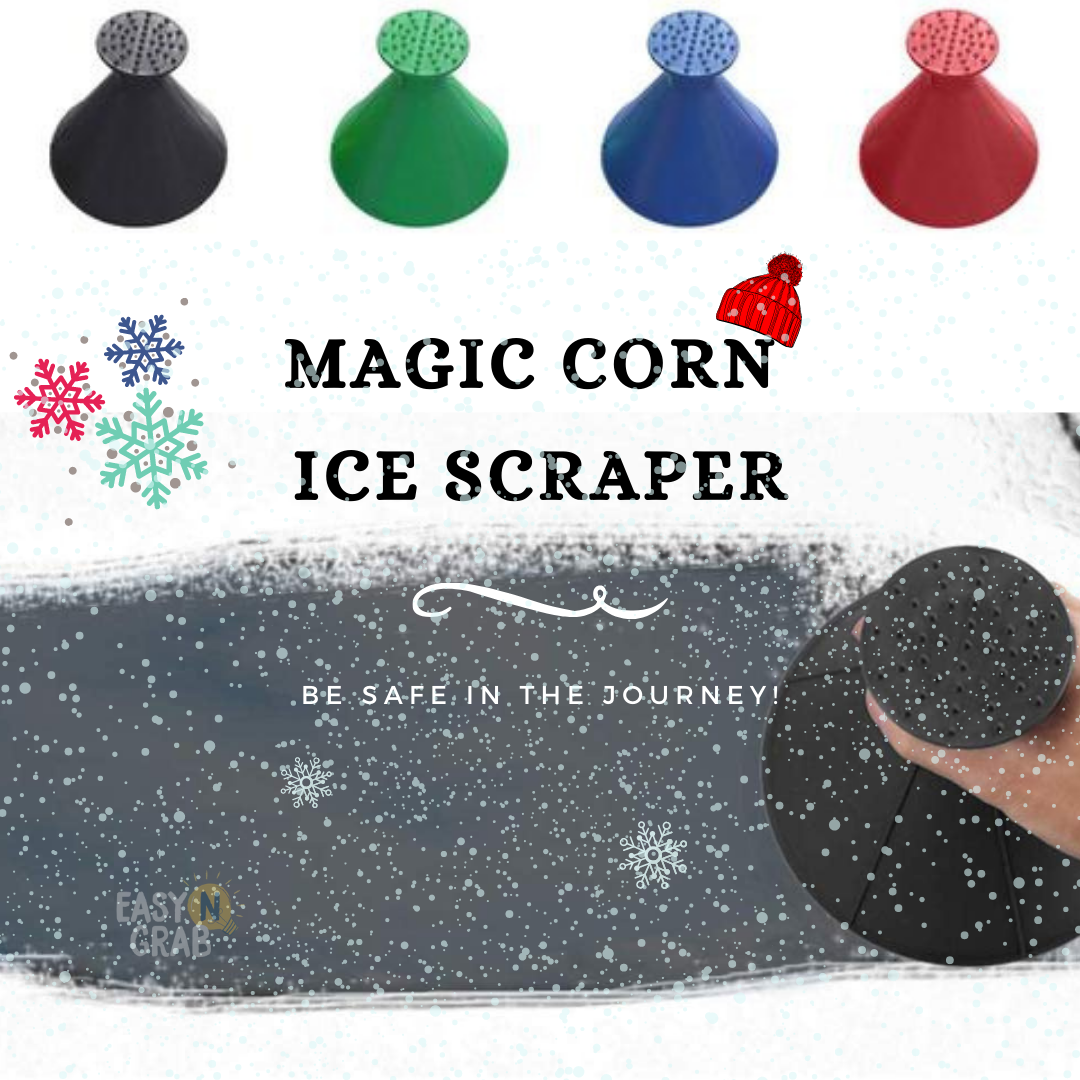 Magic Corn Ice Scraper