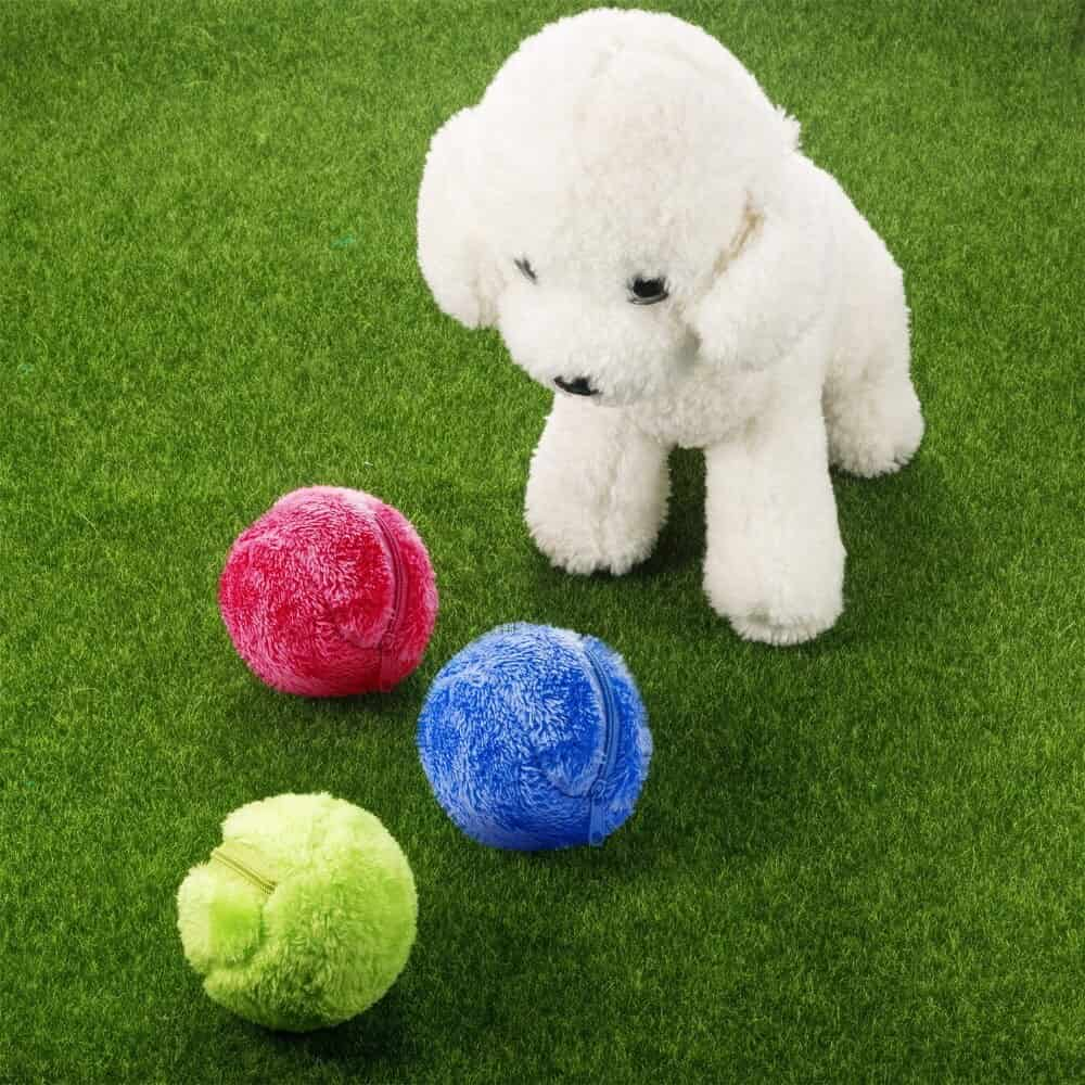 Anti-Anxiety Energetic Ball Toy for a Pet