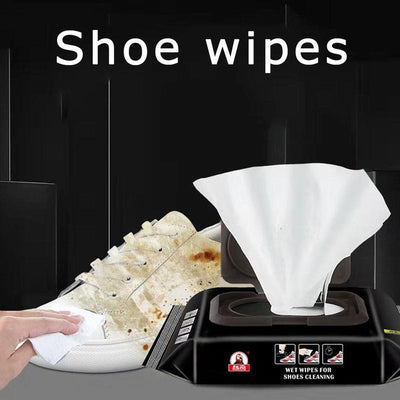 Disposable Shoe Wipes