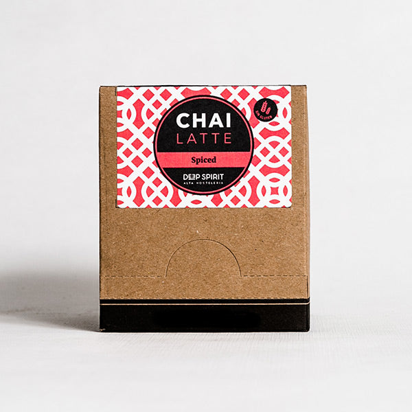 Chai Latte Spiced