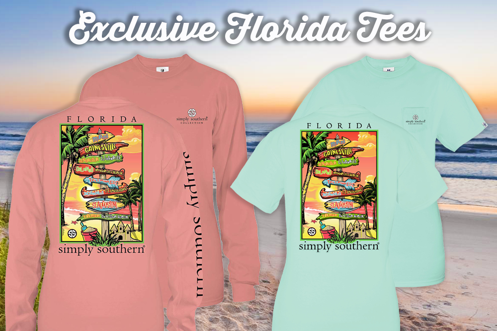 Simply Southern Exclusive Florida Tees