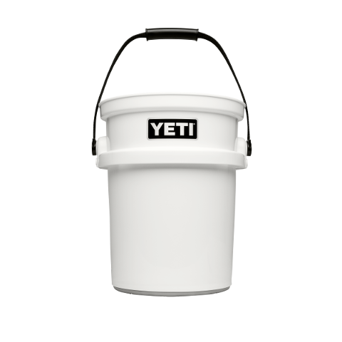Yeti Loadout 5 Gallon Bucket White - Artsy Abode