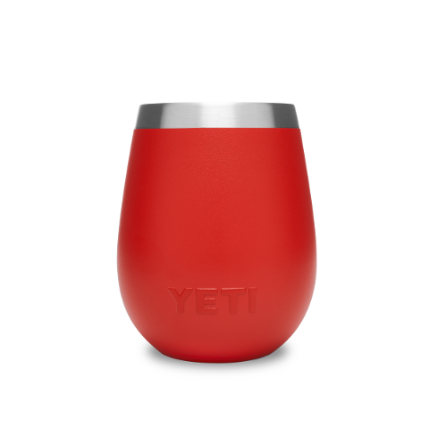 Yeti 10 Oz Wine Tumbler Canyon Red - Artsy Abode