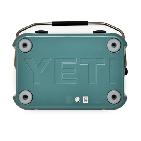 Yeti Roadie 20 Cooler River Green - Artsy Abode