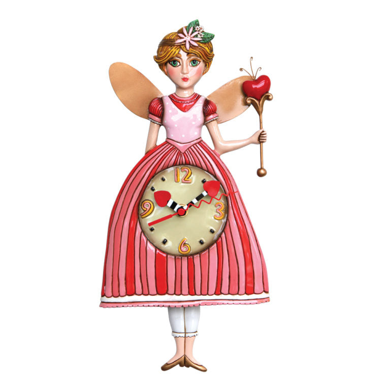 Allen Designs - Princess Pixie Clock - Artsy Abode