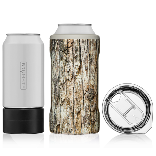 BRUMATE HOPSULATOR TRIO 3-IN-1 CAN-COOLER - CAMO