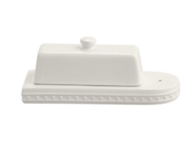 Nora Fleming Butter Dish - Artsy Abode