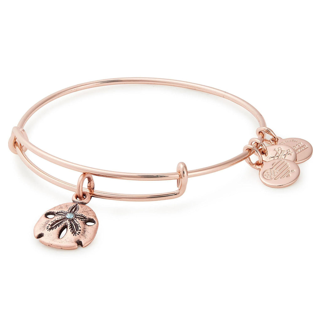 Alex & Ani - Sand Dollar - Rose Gold - Artsy Abode