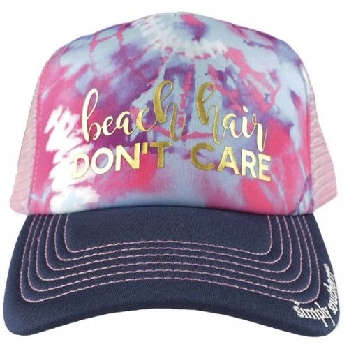 Simply Southern Hat -Dont Care - Artsy Abode