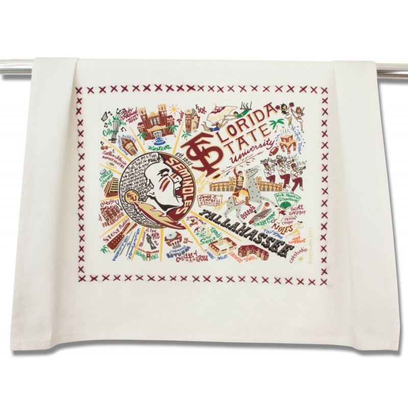 catstudio - Florida State Dish Towel - Artsy Abode