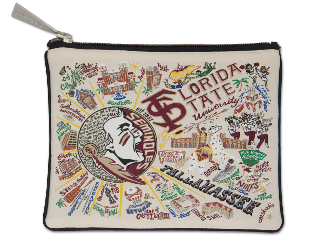 catstudio - Florida State University Pouch - Artsy Abode
