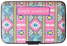 Simply Southern - Security Wallet - Crab - Artsy Abode