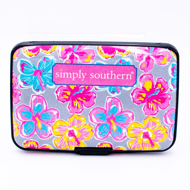 Simply Southern - Security Wallet - Floral - Artsy Abode