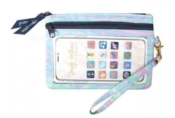 Simply Southern Phone Wristlet -Magic - Artsy Abode