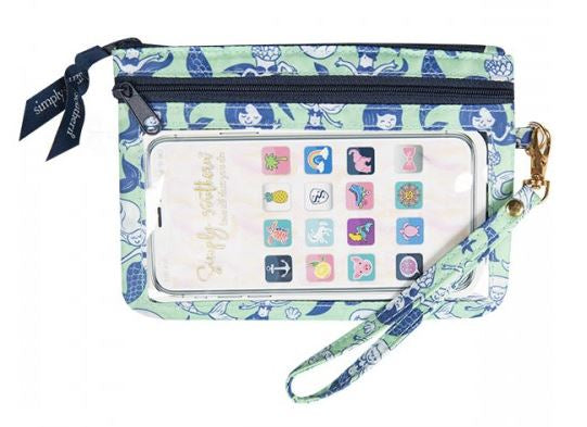 Simply Southern Phone Wristlet -Mermaid - Artsy Abode