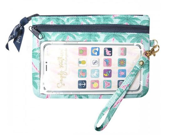 Simply Southern Phone Wristlet -Palm - Artsy Abode