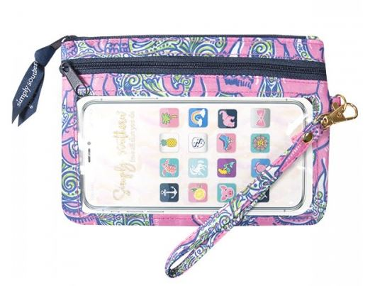 Simply Southern Phone Wristlet -Ringling - Artsy Abode