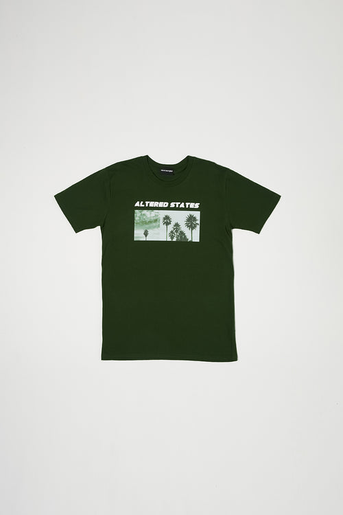 ALTERED STATES MENS - FOREST GREEN